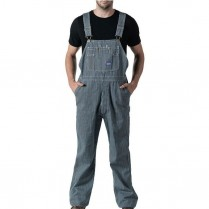 Big Smith Hickory Stripe Bib Overall