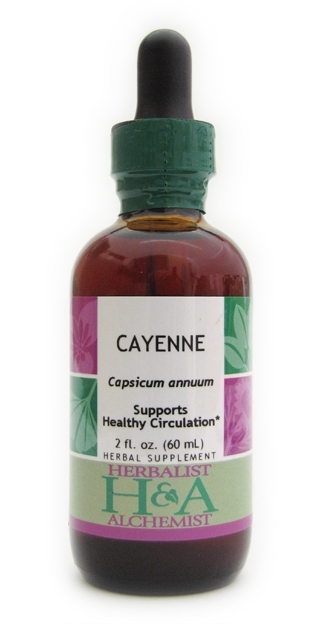 Cayenne Extract