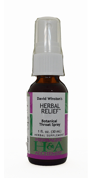 Herbal Relief™ Botanical Throat Spray