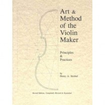 3308 ART & METHOD OF VLN MAKER HENRY STROBEL