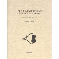 3309 USEFUL MEASUREMENTS FOR VLN MAKERS BY HENRY STROBEL