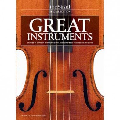 3342 GREAT INSTRUMENTS, STRAD
