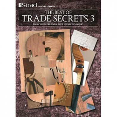 3344 BEST OF TRADE SECRETS, STRAD, BOOK 3