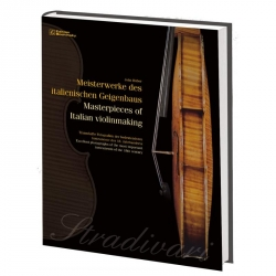 3361 MASTERPIECES OF ITALIAN VIOLINMAKING, BY JOHN HUBER