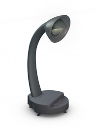 MICROGRID.GRAY Smart Desk Lamp in Gray