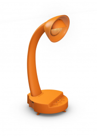 MICROGRID.ORANGE Smart Desk Lamp in Orange
