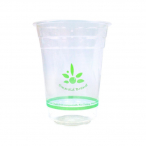 Emerald Sustainable Paper Cold Cups
