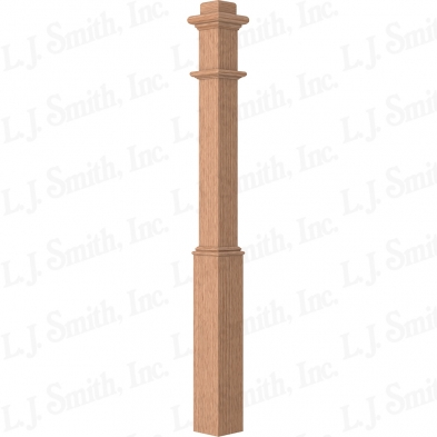 3091-OA 3091 4.5X55-62IN ADJ BOX NEWEL