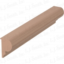 A960-06MA 6FT PC A960 BOX NEWEL MOULDING