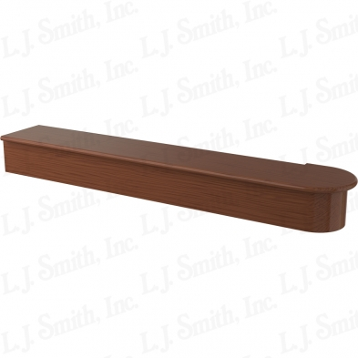 LJ-8010-C 60 SINGLE BULLNOSE STARTING STEP