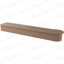 LJ-8010-HK 60 SINGLE BULLNOSE STARTING STEP