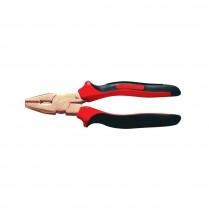 "HT-B-924-710-02B Non Sparking Cutting Pliers 8"" Be-Cu"