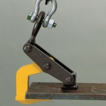 TG-A-092-550-654 Tigrip TWH 30 Horizontal Lifting Clamp 1.5T/ Pair with Plate