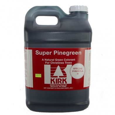 225-COL-251 Super Pinegreen SF II - 2.5 Gal Jug