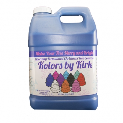 225-KBK-205 Midnight Blue, 2.5 Gal Jug