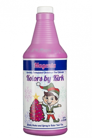 225-KBK-308 Hot Pink, 32 oz Spray Bottles