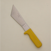 KN-412SY LETTUCE KNIFE STAINLESS Yellow Hndl