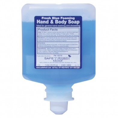18370 Refill- Foam Soap 1l 8/Cs