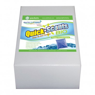 20758 QK SCENTS- BIO 400/CS 30gm