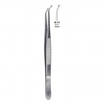 BD-158 BMT GD - Suture forcep, angled, o 1.6mm, 16cm
