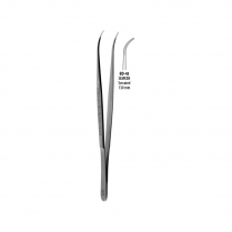 BD-45 BMT GD - Tissue anatomical forcep, semken, curved, 13cm