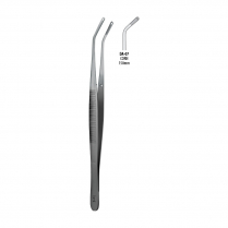 DA-07 BMT GD - Suture forcep, angled, 15cm