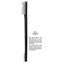 DB-12 BMT GD - Brush for instruments, 35-10mm, 17.5cm