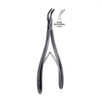 FO-220 BMT GD - Bone rongeur mini-friedmann, curved, 15 cm
