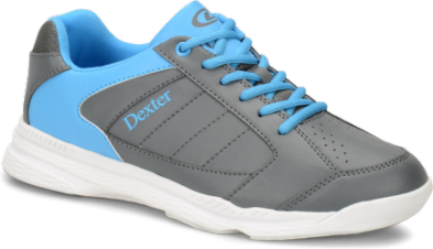 RICKY IV JUNIOR - GREY/BLUE