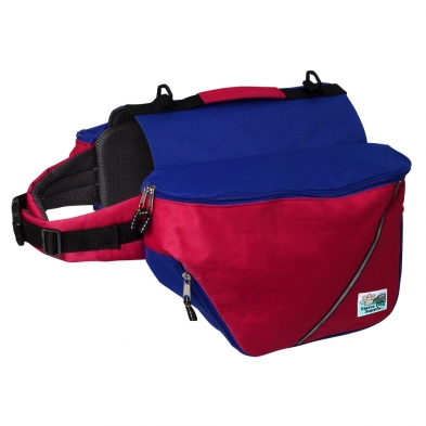 BPSTXX-13 Backpack XXS Red/Blue