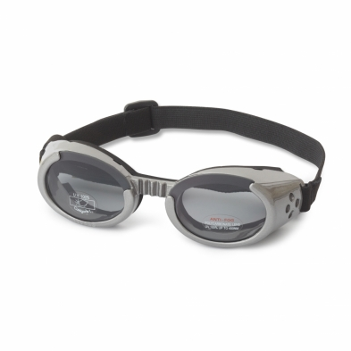 ILS Gray Frame with Smoke Lens