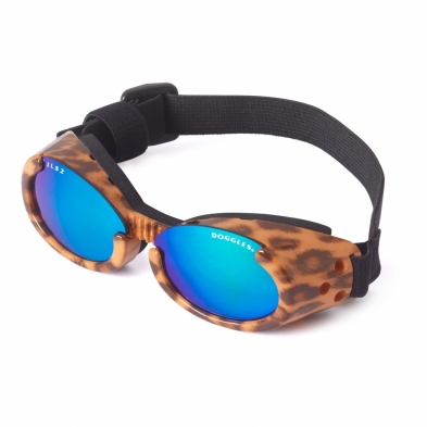 ILS 2 Leopard Frame with Mirror Green Lens