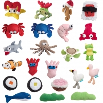 Cat Toy Sea Creatures