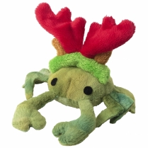 TCSUS11-07 Toy Cat Sushi Crab Green Holiday