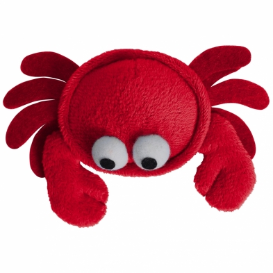 TCSUS11-13 Toy Cat Sushi Crab Red