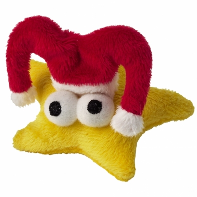 TCSUS12-03 Toy Cat Sushi Starfish Yellow Holday