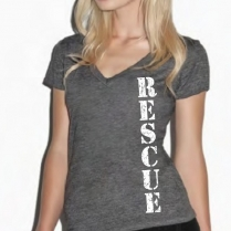 Rescue Womens' T-Shirt
