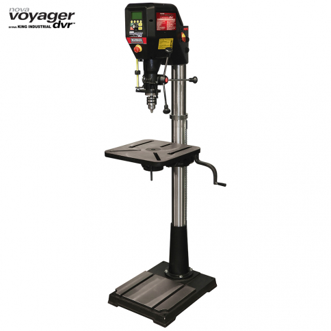 58006 18'' NOVA VOYAGER DVR DRILL PRESS