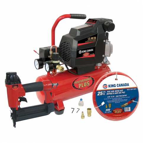 8449C/8200NH25 Air compressor combo kit