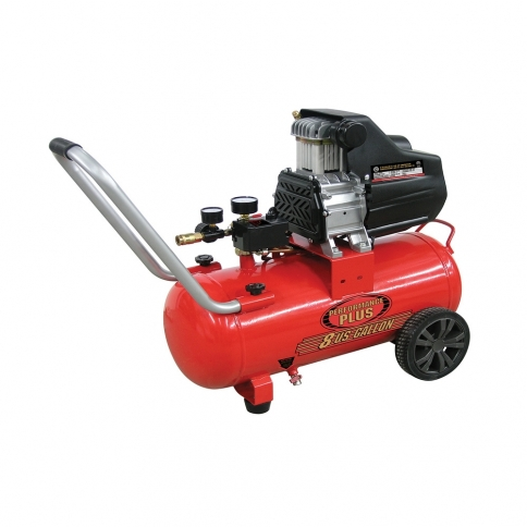 8482 8 GALLON OIL-FREE AIR COMPRESSOR