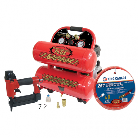 8488C/8200NH25 Air Compressor Combo Kit