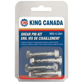 K-2401 SHEAR PIN KIT