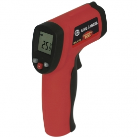 K-550 INFRARED DIGITAL THERMOMETER WITH LASER POINTER