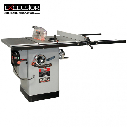 "KC-10KX/U50 10"" CABINET TABLE SAW"