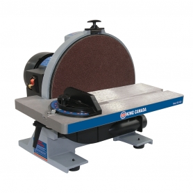 "KC-12S 12"" DISC SANDER WITH BRAKE"