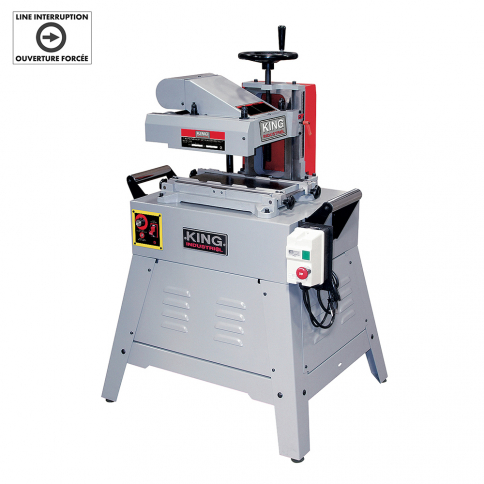 KC-240M 7'' INDUSTRIAL PLANER/MOULDER