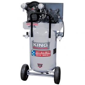 KC-3124V1 5.5 PEAK HP 24 GALLON AIR COMPRESSOR