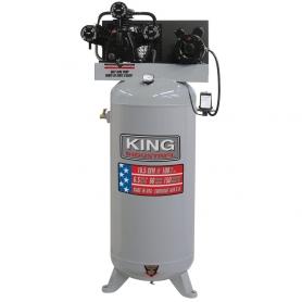 KC-5160V1 HIGH OUTPUT 6.5 PEAK HP 60 GALLON AIR COMPRESSOR
