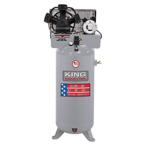 KC-5160V3 HIGH OUTPUT 6.5 PEAK HP 60 GALLON AIR COMPRESSOR
