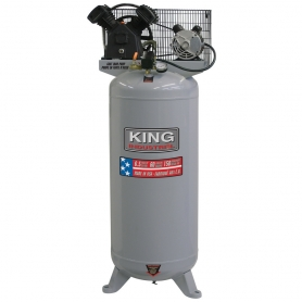 KC-6160V1 STATIONARY 6.5 PEAK HP 60 GALLON AIR COMPRESSOR